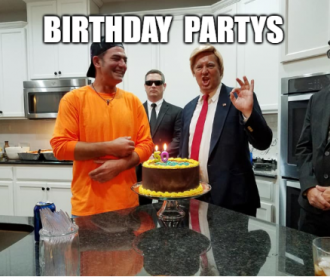 Meme Birthday
