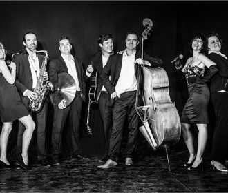 jazz groupe luxe cote azur