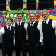 WannaBeatles at Love Bus (CU)