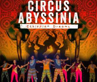 Circus Abyssinia Artwork